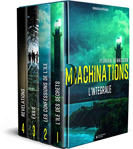 Machinations thriller de Florian Dennisson