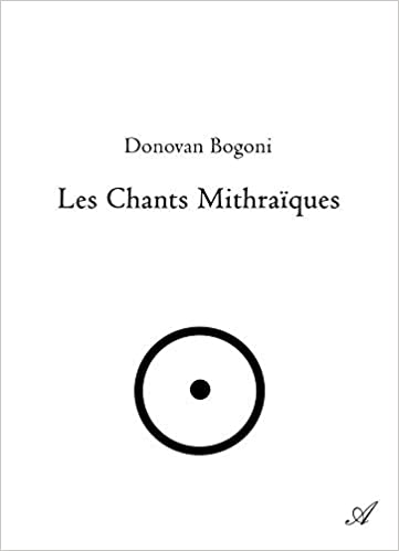 Les chants mithraïques